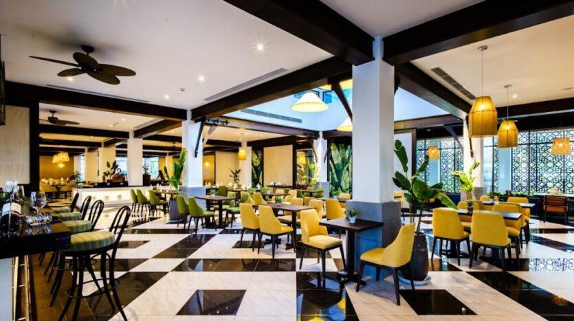 Nhà hàng Tropicana