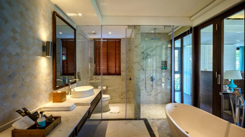Toilet Novotel Villas