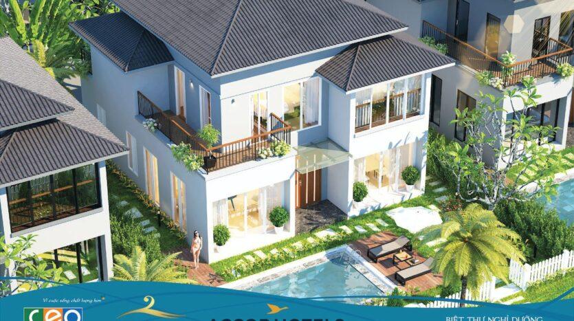 Biệt thứ nghỉ dưỡng Novotel Villas – Melody
