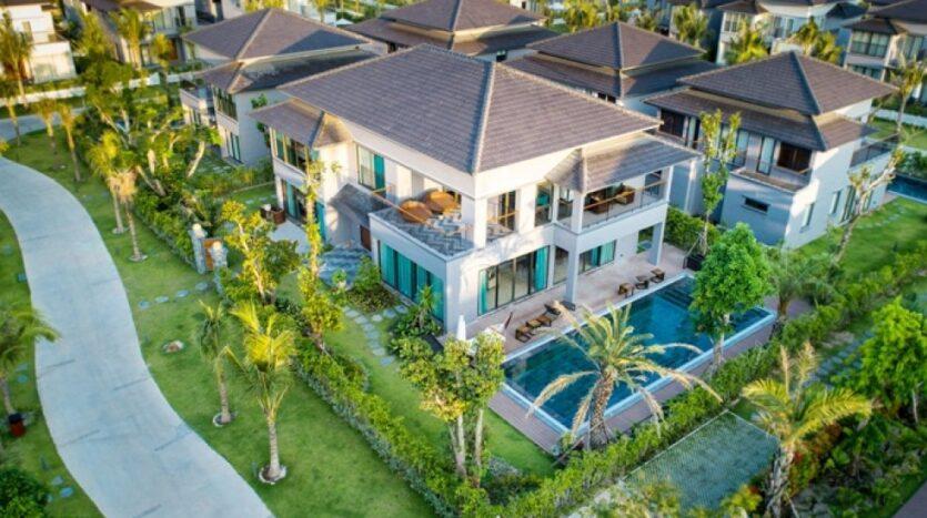 Khu Novotel Villas