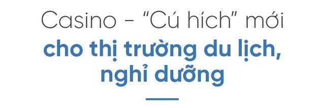 """Cáino - """"Cú hích"""" mới cho thị trường du lịch nghĩ dưỡng"""