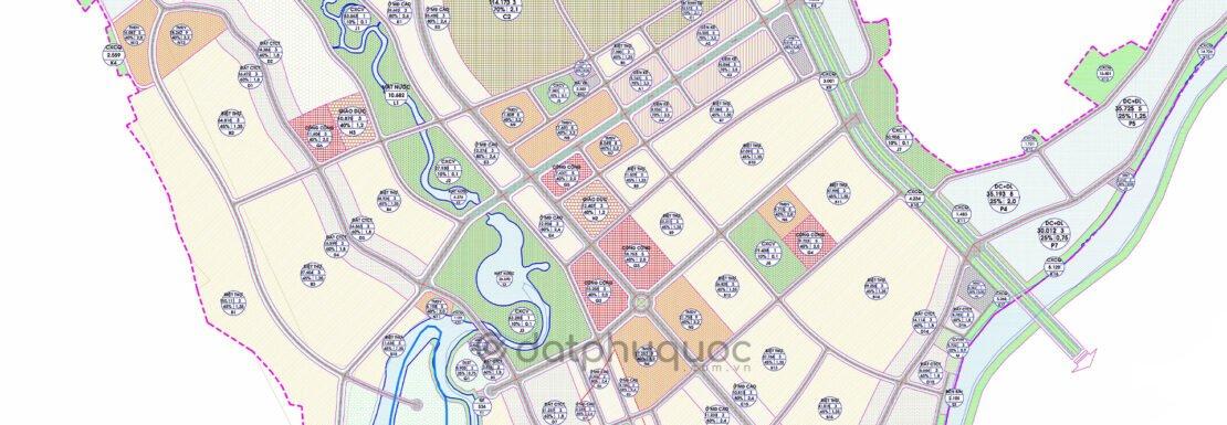 Bản đồ Quy hoạch Cửa Cạn