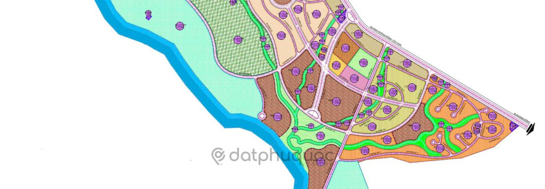 Bản đồ Quy hoạch Ông Lang