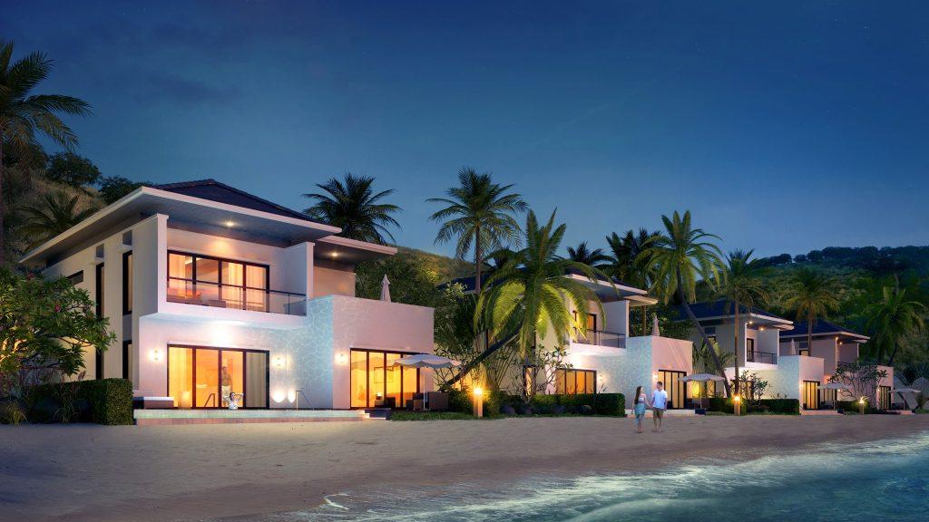 Phú Quốc là hòn đảo hội tụ đầy đủ các yếu tố trên. Trong mắt các nhà đầu tư bất động sản du lịch, Phú Quốc cùng với Bali và Phuket là những nơi lý tưởng nhất để phát triển bất động sản nghỉ dưỡng biển trên thế giới.