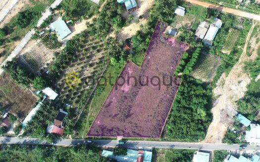 Bán 8421m² Đất mặt tiền đường Cửa Cạn - Gành Dầu