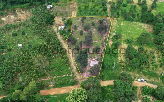 Bán 4185m² Đất mặt tiền đường Ba Trại