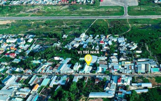 Bán 220m² Nhà riêng mặt tiền đường Cách Mạng Tháng Tám