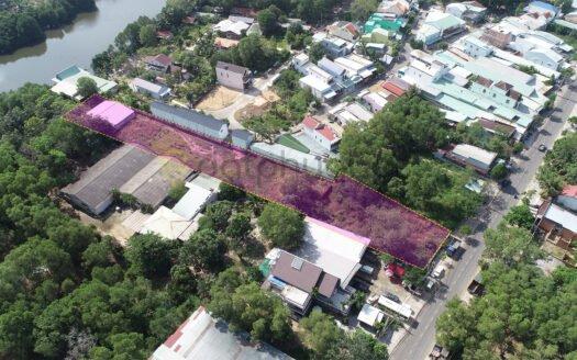 Bán 3486m² Đất mặt tiền đường Nguyễn Chí Thanh
