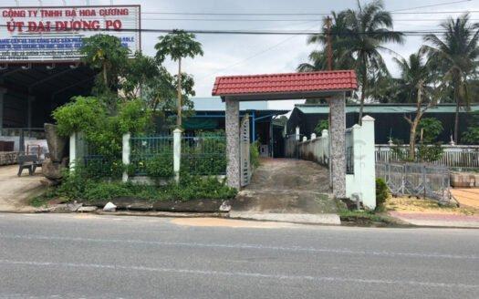 Bán 1146m² Nhà riêng mặt tiền đường Tỉnh lộ 47