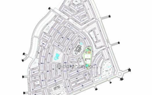 Bản đồ Tái định cư Suối Lớn