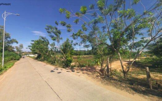 Bán 1200m² Đất mặt tiền đường Cửa Cạn - Suối Cái