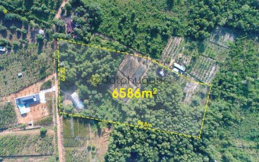 Bán 6586m² Đất mặt tiền đường Ba Trại